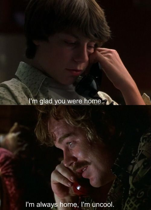 second favorite almost famous quote