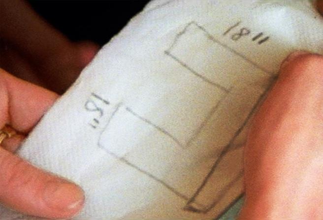 spinal tap stonehenge napkin
