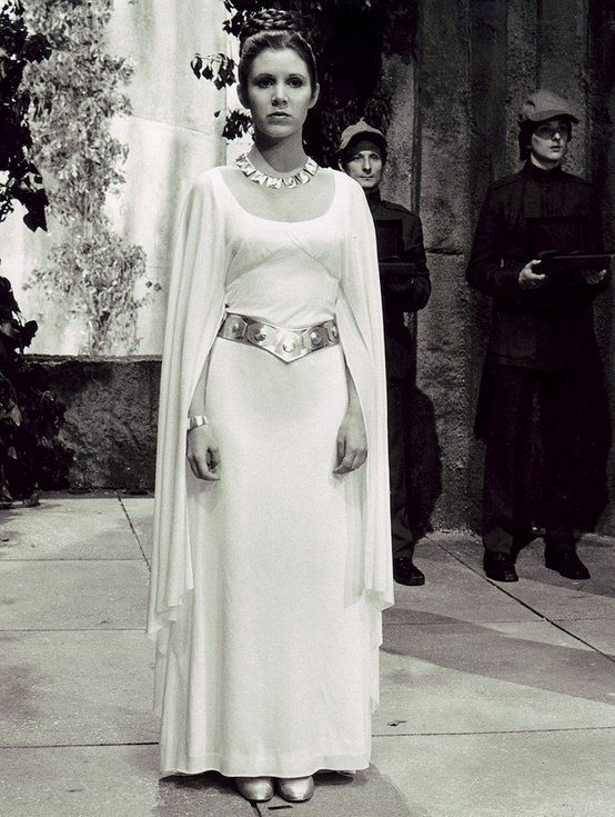 ceremonial gown leia