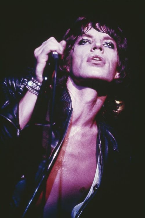 beautiful mick jagger