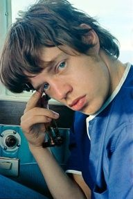 super young mick jagger
