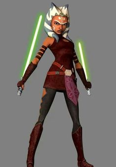 the real ahsoka tano