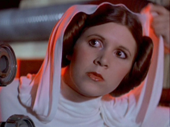Image result for princess leia hood