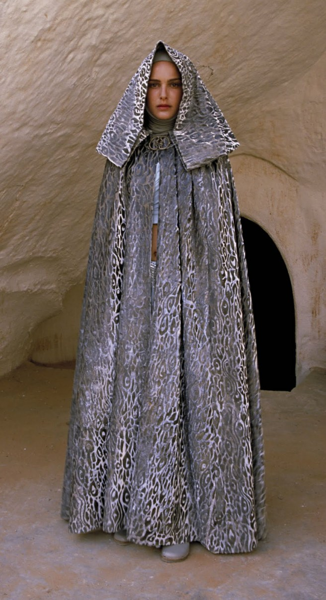 Image result for padme amidala anakin skywalker attack of the clones