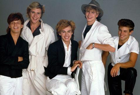 my actual fave of Duran Duran