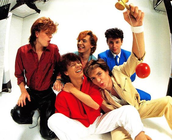 my fave duran duran picture